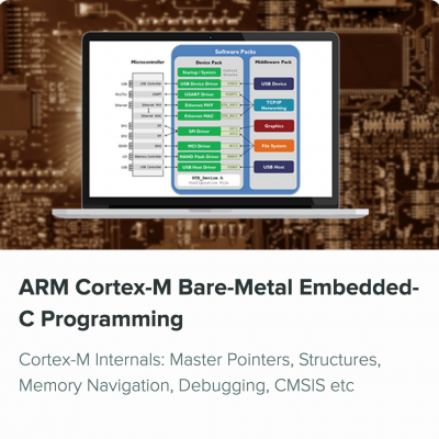 ARM Cortex-M Bare-Metal Embedded-C Programming