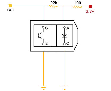 Connecting TCRT5000 to a microcontroller