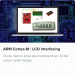 ARM Cortex-M : LCD Interfacing